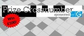 Crossnumber winners