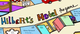 Hilbert's hotel: the board game