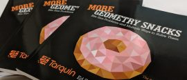 Christmas competition #2: 'More geometry snacks'