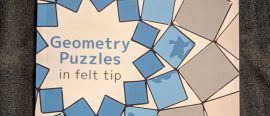 Geometry Puzzles in Felt Tip