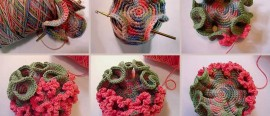 The wonders of mathematical crochet