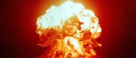 The Buckingham π theorem and the atomic bomb