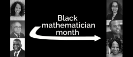 Black Mathematician Month 2018