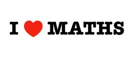 I ❤️ maths