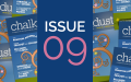 Chalkdust issue 09 – coming 15 March