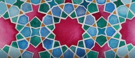 On the cover: Islamic geometry