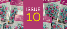 Chalkdust issue 10 – Coming 24 October