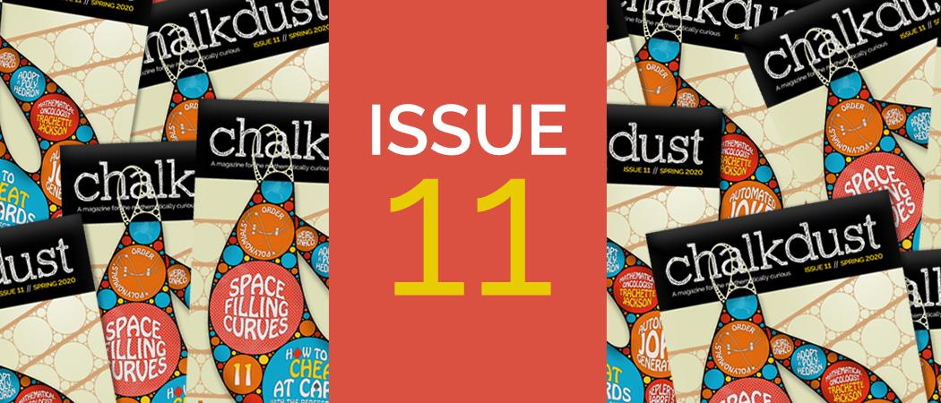Issue 11 banner