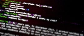 Oπnions: Should I share my code?