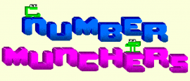 Revisiting the 1986 computer classic Number Munchers!