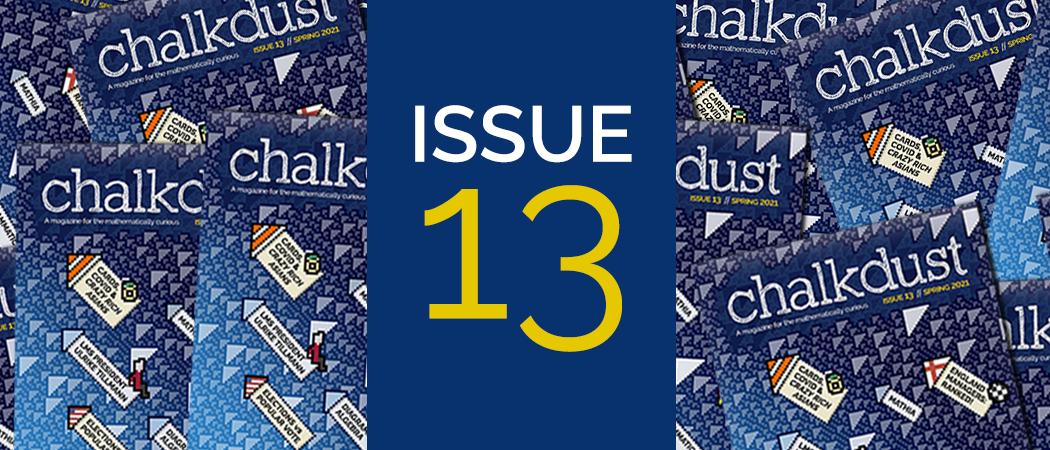 Chalkdust Issue 13